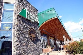 Mountain Equipment Co-op - MEC store in Edmonton