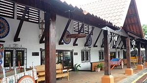 Valverde Vega (canton) - Sarchi is the cradle of the craft of Costa Rica and has many factories and shops that an important visit for tourists