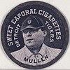 Mullin, Detroit Tigers, baseball card portrait LCCN2007683801.jpg
