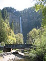 Multnomah Falls in the distance.jpg
