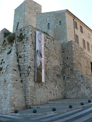 Musée Picasso (Antibes) - Musée Picasso, in Antibes