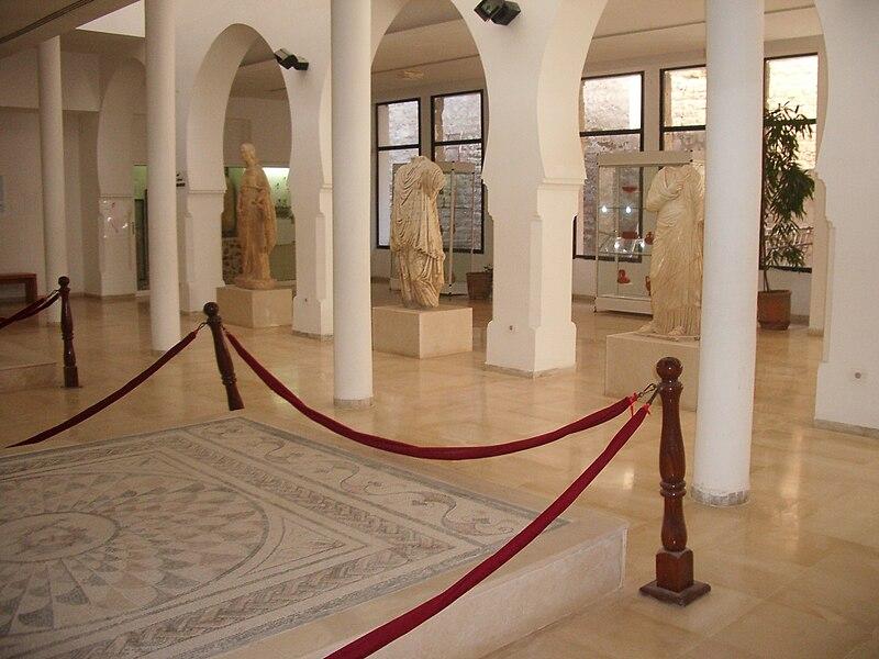 Fichier:Museu de Mahdia - zona romano púnica.jpg