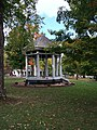 Music Pavilion Capon Springs WV 2014 10 04 01.jpg