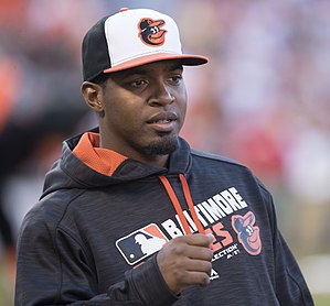 Mychal Givens - Givens with the Baltimore Orioles