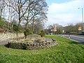 Mytholmroyd boundary stone, Burnley Road A646 - geograph.org.uk - 1238801.jpg