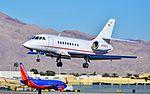 N783FS 1995 Dassault Aviation Falcon 2000 C-N 09 (6677520987).jpg
