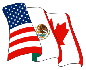 Consortium for North American Higher Education Collaboration - Image: NAFTA logo