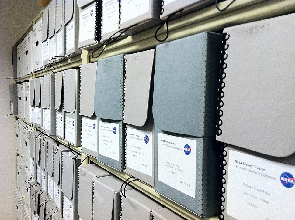 NASA history archives