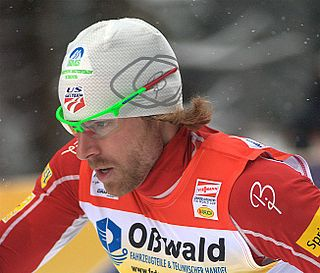Andrew Newell (skier) American cross-country skier