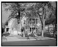 NORTH AND WEST SIDES - Keith-Brown House, 529 East South Temple, Salt Lake City, Salt Lake County, UT HABS UTAH,18-SALCI,26-4.tif