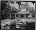 NORTH FRONT - Riddle-Jackson House, 608 Jackson Street, Vidalia, Toombs County, GA HABS GA,140-VID,1-2.tif