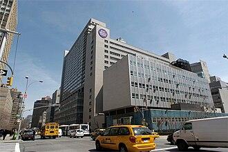 NYU Langone Medical Center - NYU Langone Medical Center at 550 First Avenue, New York, NY 10016