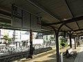 Nankai Shiomibashi Station platform - panoramio (5).jpg