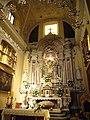 Napoli - s M in portico altar maggiore 1060622.JPG