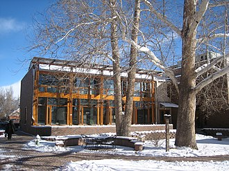 Naropa University - The Administration Building