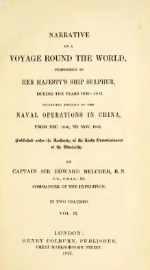 Narrative of a Voyage around the World - 1843 - Volume 2.djvu