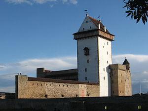 Hermann Castle - Image: Narva Hermanni linnus 14002 5