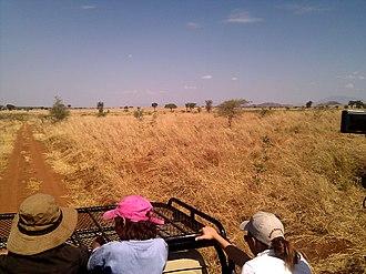 Kidepo Valley National Park - Image: Nataba Track, Kidepo Valley National Park