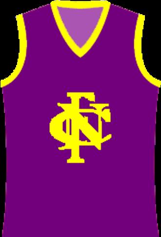 Nathalia Football Club - Image: Nathalia Football Club jumper
