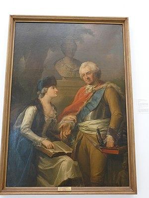 Konstancja Czartoryska (1700–1759) - Stanisław and Konstancja Poniatowski