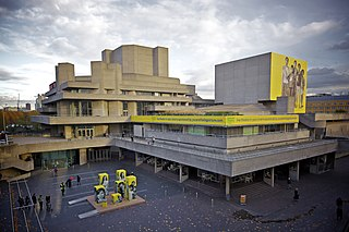 Royal National Theatre Theatre in London, England