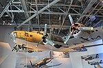 National WWII Museum Dec 2015 - Planes from below.jpg