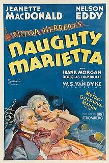 <i>Naughty Marietta</i> (film) 1935 American operetta film