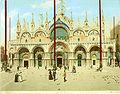 Naya, Carlo (1816-1882) - n. 003 - Venezia (Piazza san Marco) - Colorita a mano.jpg