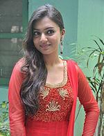 Nazriya Nazim at neram audio launch.jpg