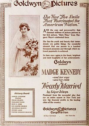 Nearly Married - Film poster