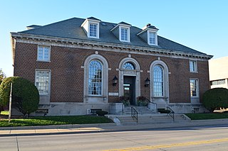 Neenah United States Post Office