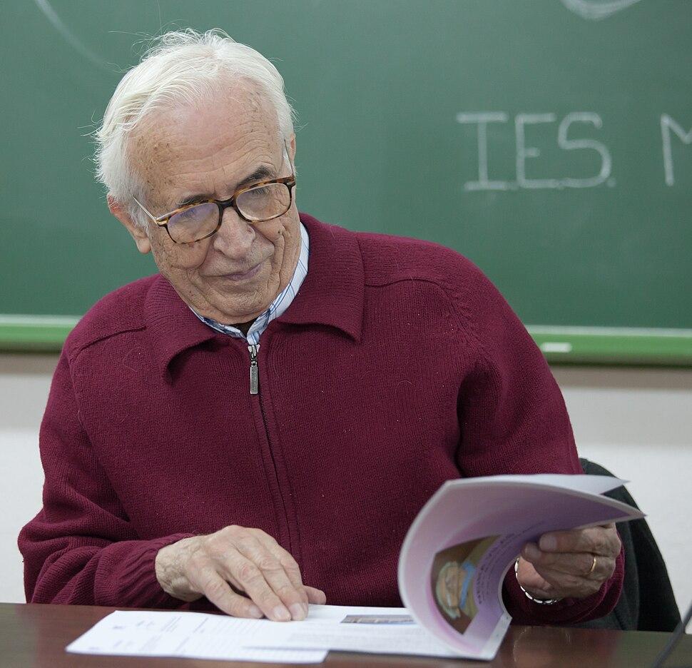 Neira Vilas no IES M. G. Barros 4