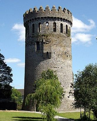 Nenagh - Nenagh Castle