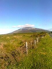 Nephin Mountain, County Mayo July 2010