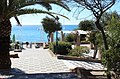 """Nerja, view from the square """"Plaza Fabrica de los Cangrejos"""" to the Mediterranean.jpg"""