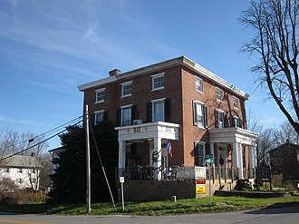 New London Township, Chester County, Pennsylvania - New London Township