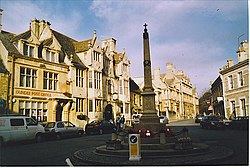 New Street i Oundle