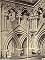 Niche Sculptures, Wells Cathedral West Façade (3610824255).jpg