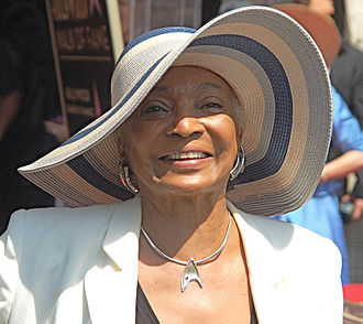 Nichelle Nichols - Nichols in September 2012.