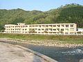 Nichinan town Nichinan junior high school.JPG
