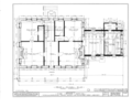 Nicholas Durie House, Schraalenburg Road, Closter, Bergen County, NJ HABS NJ,2-CLOST,4- (sheet 2 of 28).png