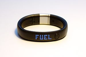 How do i hook up my nike fuel band