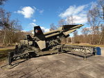 Nike Hercules battery at Soesterberg airforcemuseum pic1.JPG