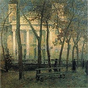 Nikola Petrov (painter) - Image: Nikola Petrov 3