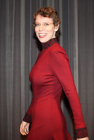 Nina Paley - At the Berlinale premiere of Sita Sings the Blues in 2008