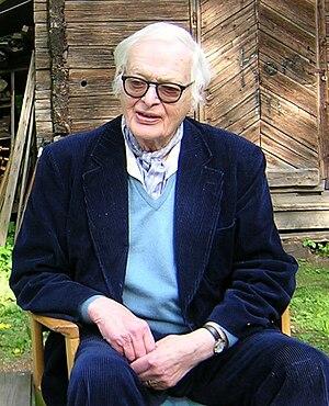 Nisse Strinning - Nils Strinning in 2003
