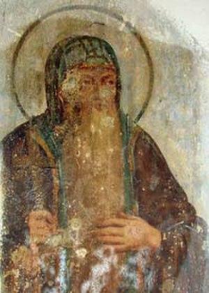 Michael of Chernigov - Saint Nikita Stylites