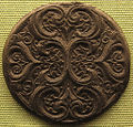 Norimberga, disco ornamentale, metà del xvi sec..JPG