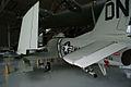 North American FJ-3 Fury LRear EASM 4Feb2010 (14404503348).jpg