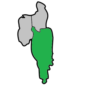 North Tripura district - Image: North Tripura Subdivisions Kanchanpur